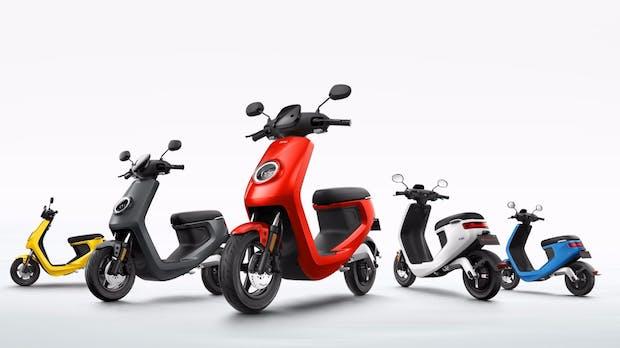 Günstiger Einstieg in die Elektromobilität: Elektroroller Niu M1 kostet unter 2.000 Euro