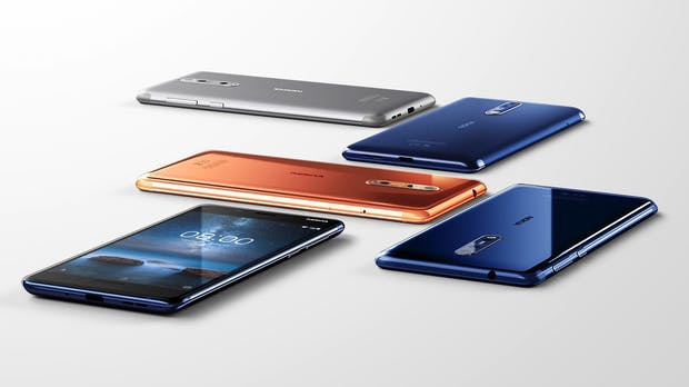 Nokia 8: So soll sich das Oberklasse-Smartphone von Samsung und Apple abheben