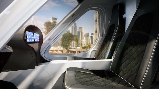 Volocopter: 25 Millionen Euro für deutsches Lufttaxi-Startup