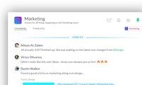 Redkix macht die E-Mail zum Team-Messenger