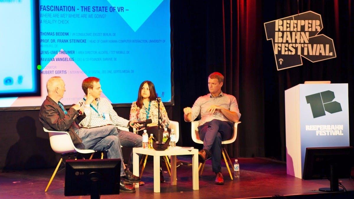 Reeperbahn Festival 2017: Digital-Konferenz auf dem Kiez