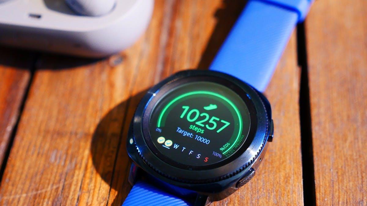 Samsung Gear Sport. (Foto: t3n)