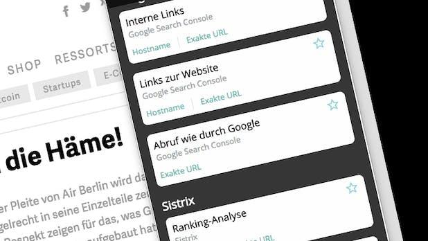 Diese kostenlose Browser-Erweiterung beschleunigt deinen SEO-Workflow