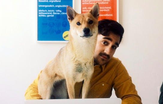"""""""Holt euch einen Hund ins Büro"""" – Karsten Schmehl von Buzzfeed Deutschland"""