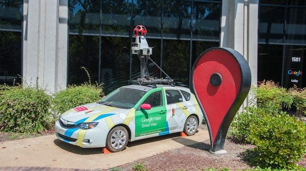 Nur noch 2 Prozent der besiedelten Welt sind nicht von Google Maps erfasst