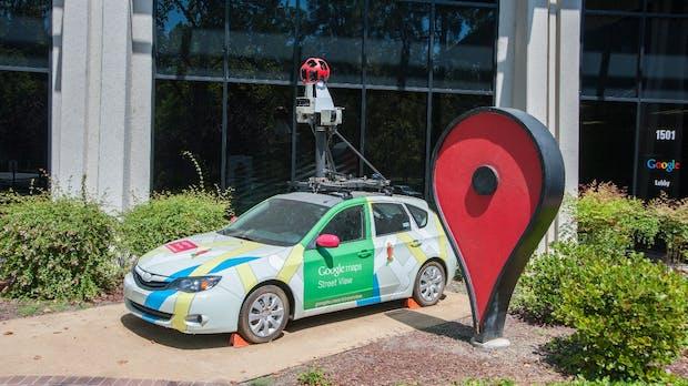 Google Street View: Verpixelte Bereiche vielleicht bald Geschichte