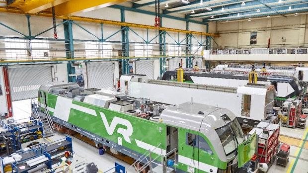 Wie Siemens die Bahn pünktlich machen will