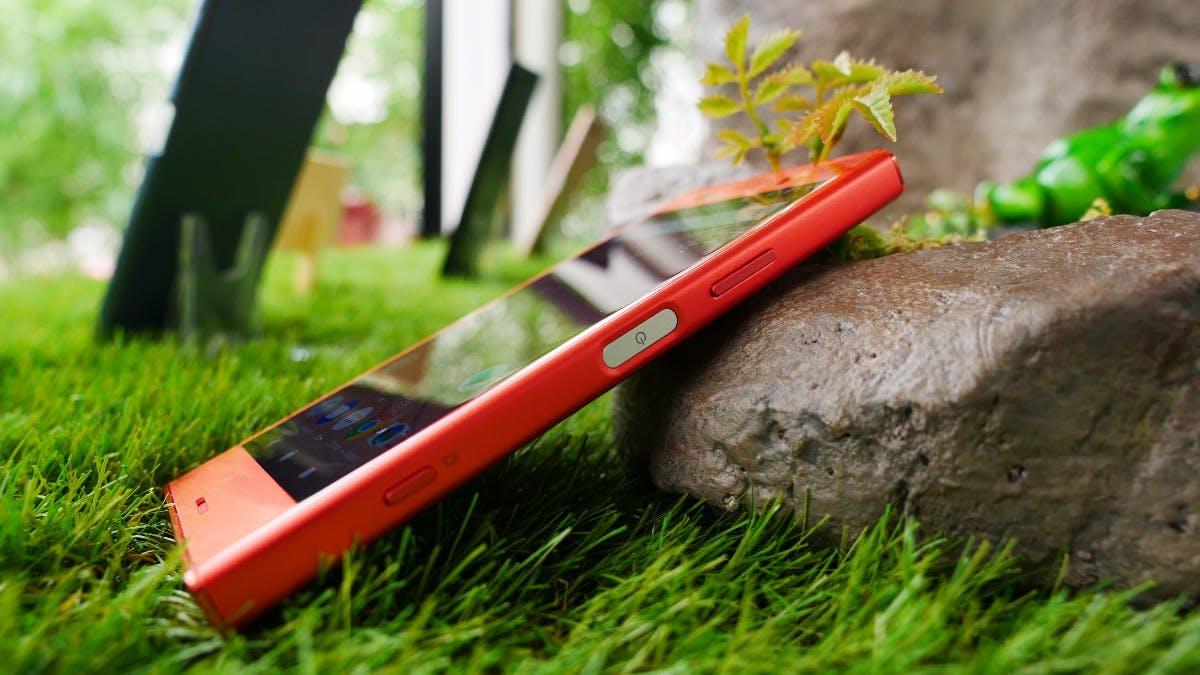 Sony Xperia XZ1 compact: Endlich wieder ein kleines Smartphone mit Top-Ausstattung