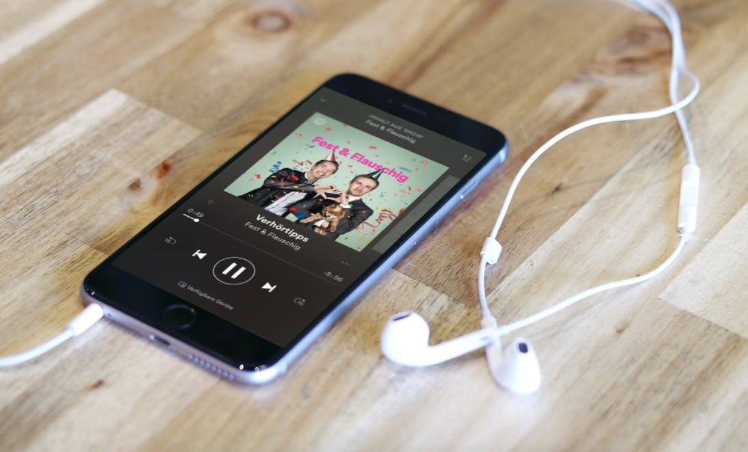 Spotify: So bekommt ihr euren Podcast auf die Streaming-Plattform