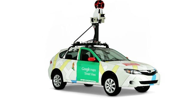 Google schickt wieder Kamera-Autos über deutsche Straßen