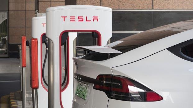 Model 3 von Tesla – erstmals ist ein Stromer das bestverkaufte Auto in der Schweiz