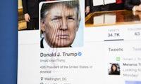 Twitter löscht Video von Trump - Copyrightverletzung
