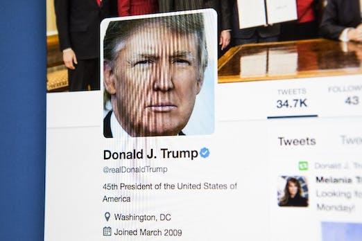 Twitter und Trump: Eine wahrlich destruktive Beziehung