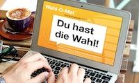 Wahl-o-Mat ist offline: Das sagt der Betreiber