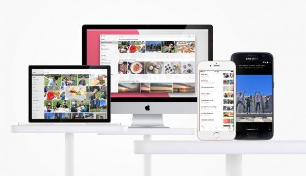 Mit Upthere kauft sich Western Digital in den Cloud-Markt ein. Die Apps gibt es für macOS, Windows, iOS und Android. (Bild: Upthere)