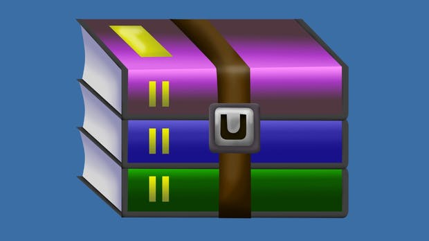 Winrar (UnlimitedLicense/Trial) Free Download
