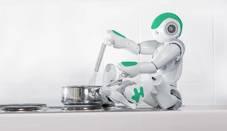 Die digitale Küche: Dash-Button und Alexa sind erst der Anfang