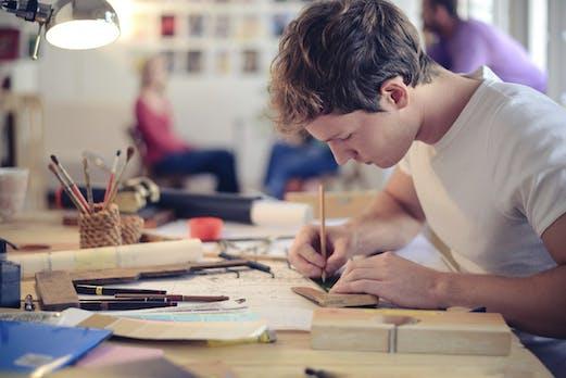 Kein Designabschluss? Mit diesen 8 Tipps gelingt die Karriere dennoch