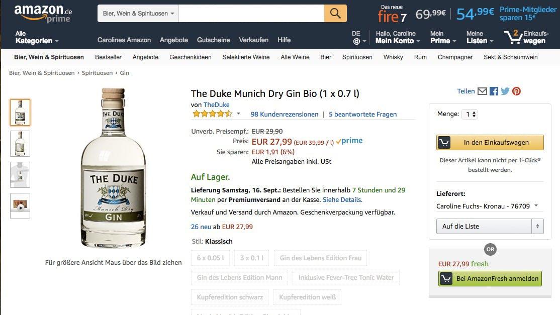 Erste Schritte zur optimalen Produktdetailseite bei Amazon