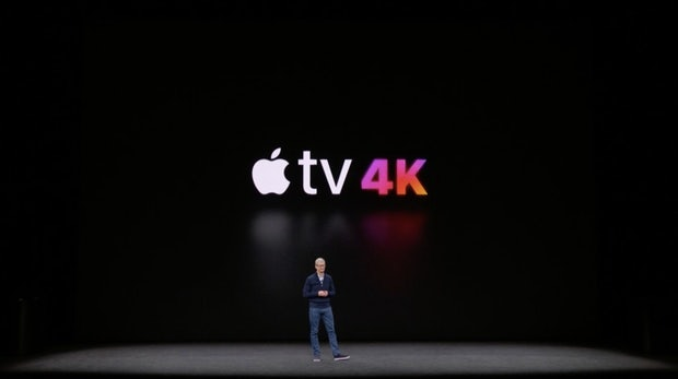 Apple TV 4K: Neues Modell der Set-Top-Box mit 4K-Support und HDR