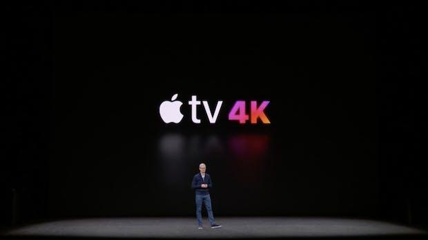 Apple TV 4K: Neues Modell der Set-Top-Box mit 4K-Support und HDR