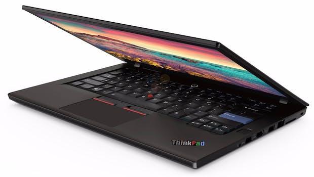 Lenovo Thinkpad 25. (Bild: Winfuture)