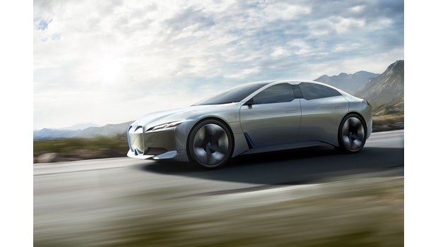 BMW i Vision Dynamics. (Foto: BMW)