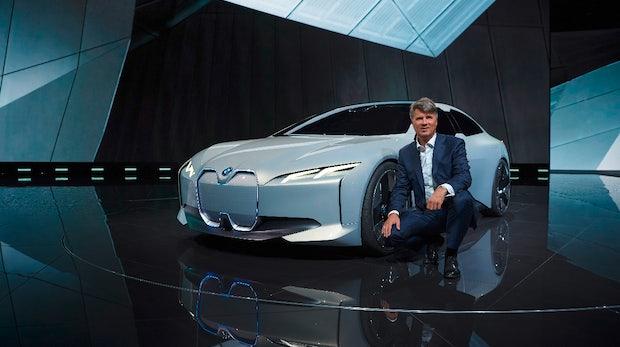 BMW digitalisiert – und spart drastisch am IAA-Auftritt