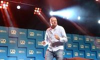 """Stefan Raab bei Bits & Pretzels: """"Vorne ist da, wo sich noch keiner auskennt"""""""