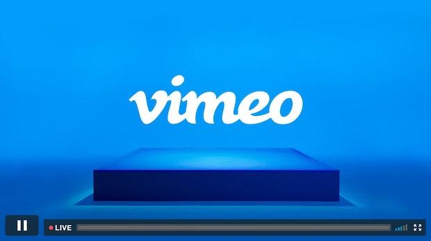 Vimeo kauft Livestream und startet neue Streaming-Plattform Vimeo Live