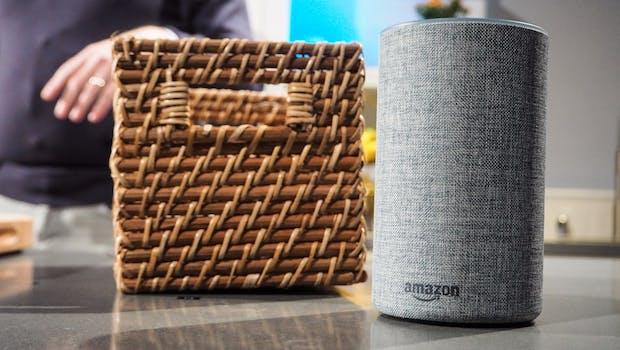 Das ist der neue Amazon Echo (2017). (Foto: Techcrunch)