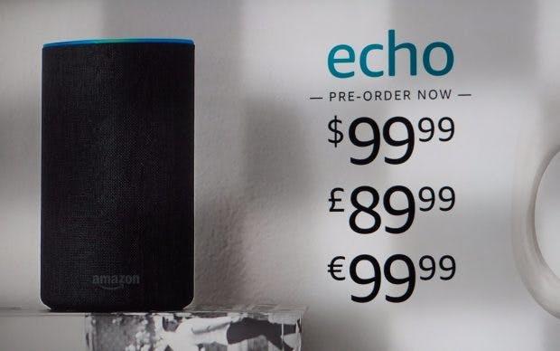 Der neue Amazon Echo wird auch in Deutschland verkauft. (Foto. Techcrunch)