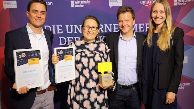 """Coaching für Händlerinnen: Amazon startet Förderprogramm """"Unternehmerinnen der Zukunft"""""""