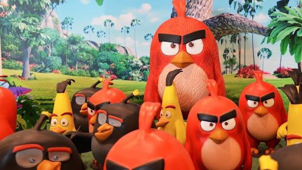 Rovio: Börsengang von Angry-Birds-Firma fast 500 Millionen Euro schwer