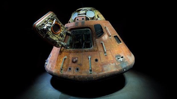 Bugfix im Weltall: Die wahre Geschichte der Apollo 14