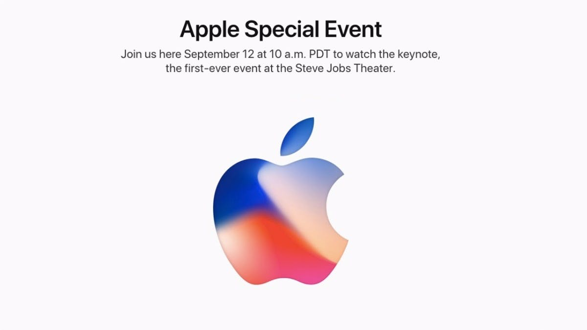 iPhone-X-Keynote: So verfolgt ihr das Event im Livestream oder per Liveticker