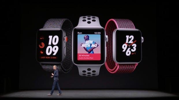 Vergesst das iPhone X – die Apple Watch mit LTE ist die eigentliche Revolution