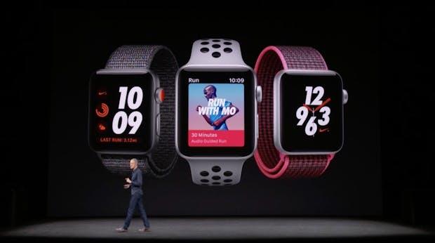 18 Millionen verkaufte Apple Watches: Apple sticht Schweizer Uhrenmacher aus