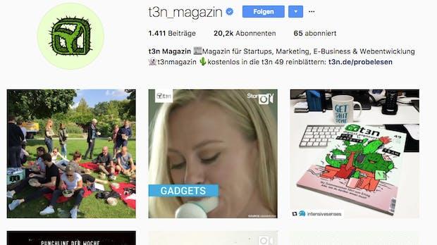 Blauer Haken bei Instagram: Auf dem Schwarzmarkt tausende Dollar wert