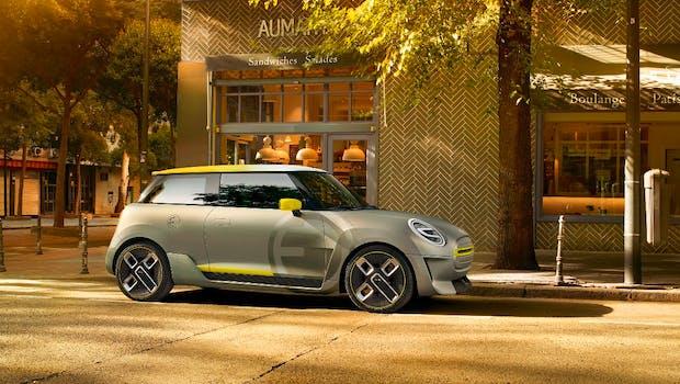 BMW-Mini-Konzept. (Bild: BMW)