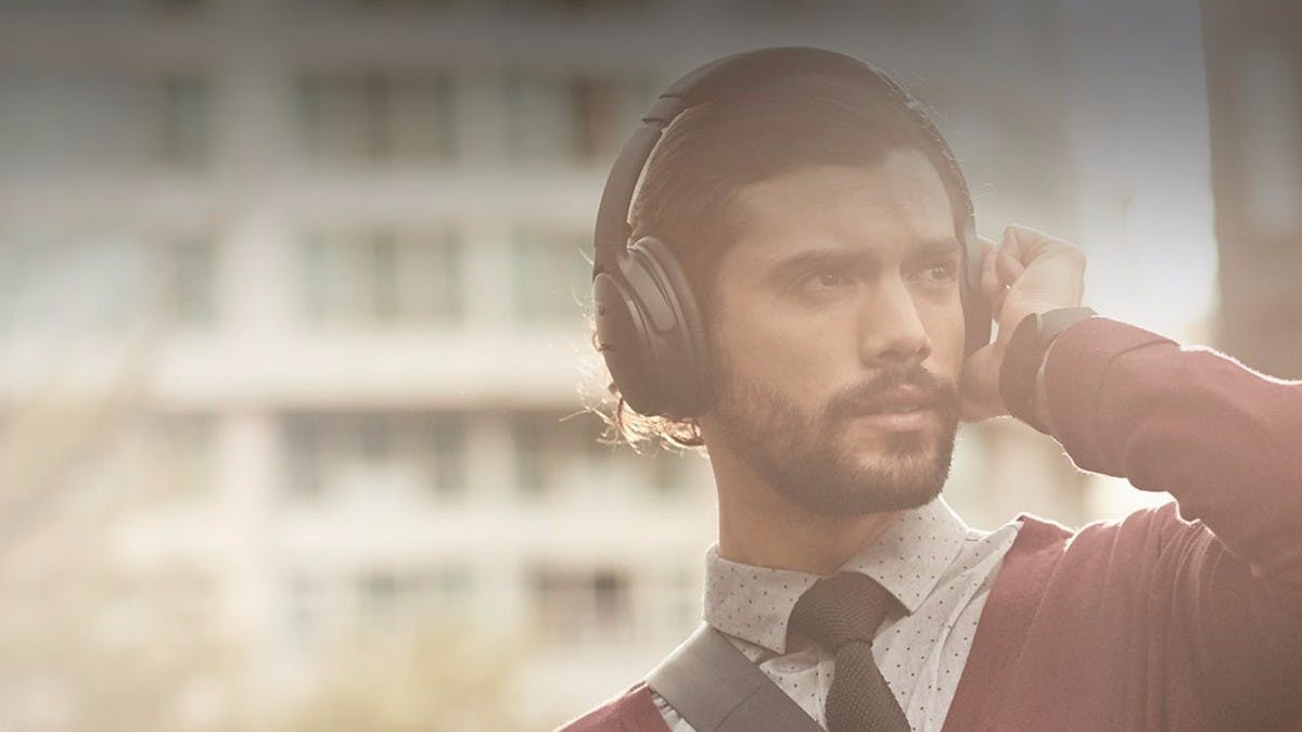 Bose QC35 II: Neuer Noise-Cancelling-Kopfhörer mit dediziertem Google-Assistant-Button