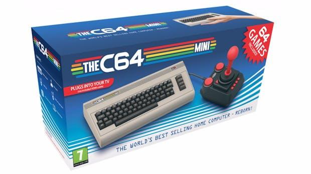 C64 Mini: Kult-Computer kommt als Miniaturversion zurück