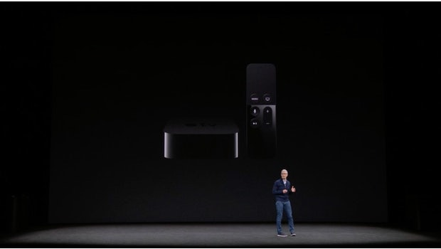 Apple TV 4K. (Screenshot t3n)