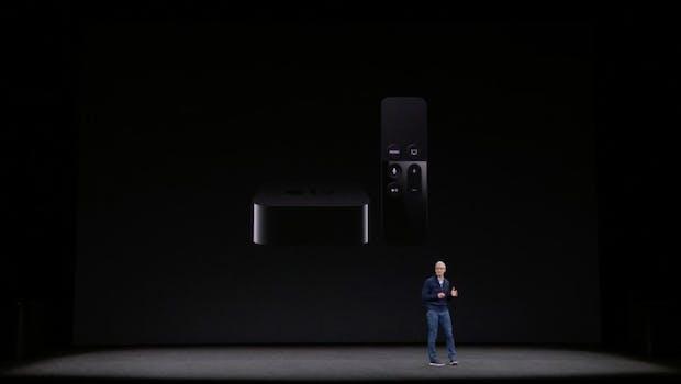 Apple TV 4K. (Screenshot t3n)