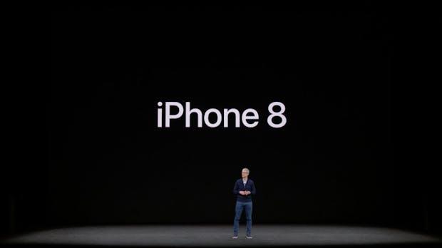 iPhone 8 und 8 Plus: Das steckt in den neuen Apple-Smartphones