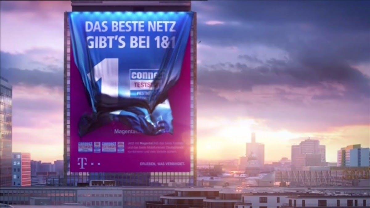 """""""Das beste Netz"""" – Deutsche Telekom verbietet 1&1 irreführenden Slogan"""