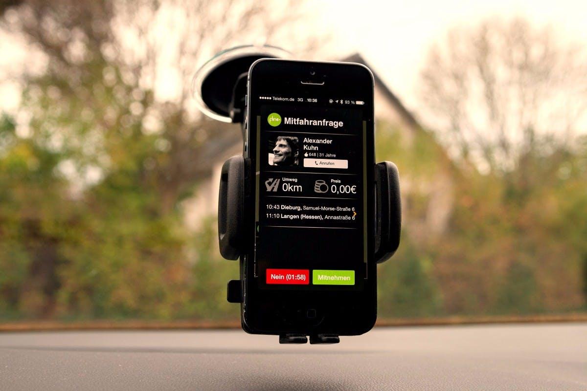 Daimler übernimmt Darmstädter Mobility-Startup Flinc