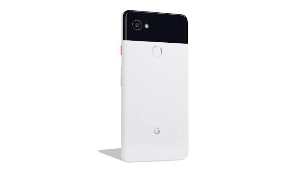 Pandapower: Das Google Pixel 2 XL in Black & White. (Bild: Droid Life)