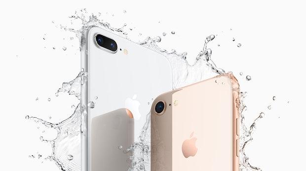Auftragsfertiger Foxconn: iPhone 8 verkauft sich offenbar besser als erwartet