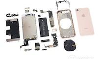 iPhone 8 im iFixit-Teardown: Besser nicht das Glas zerbrechen